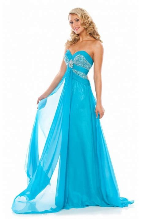 hochzeitskleid in blau blaue hochzeitskleider