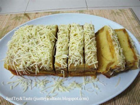 resep banana cream cheese cake