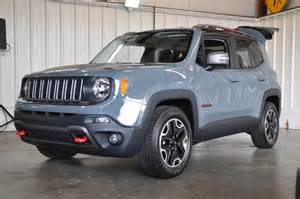 Jeep Renegade Release Date 2016 Jeep Renegade Trailhawk Release Date Review