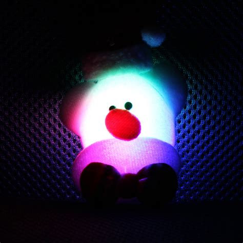 buy christmas lovely light brooches christmas supplies