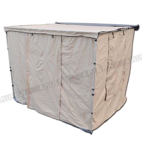 bag awnings for cers new 2 5x2m mountable tent room house for car side awning