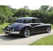 1952 Jaguar Mk VII Saloon W/ 350 V8 Rod Mods  Classic