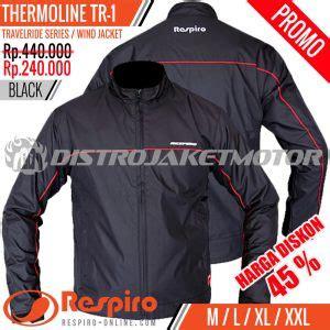 Respiro Jaket Thermoline Navy jual jaket motor dan jaket touring distributor