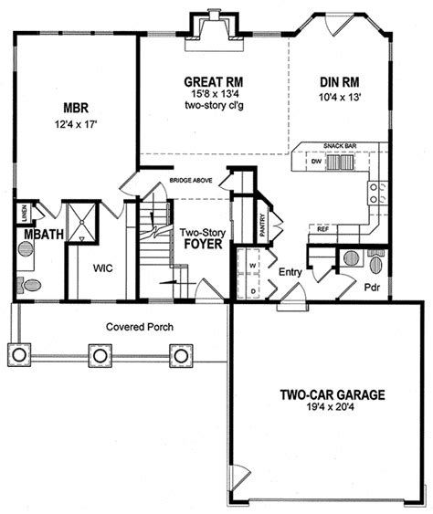 cape cod home floor plans tanglewood cape cod style home plan 034d 0095 house