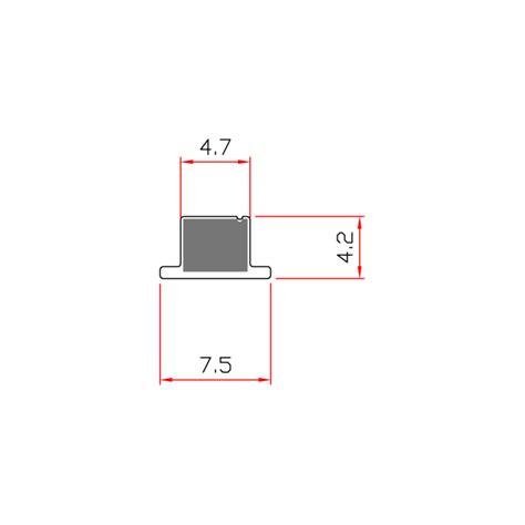 guarnizioni doccia gomma guarnizione magnetica box doccia in gomma ec mag 154