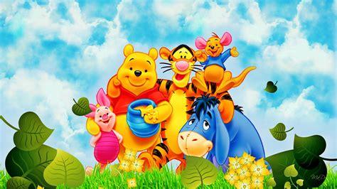 Winnie Pooh And The Honey Tree » Home Design 2017