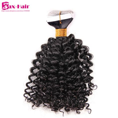 kink curly tape extensiions kinky curly tape hair extensions top quality hair in