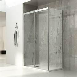 box doccia in plastica box doccia rettangolari eleganza minimale per il bagno