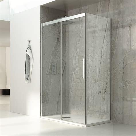 doccia box box doccia rettangolari eleganza minimale per il bagno