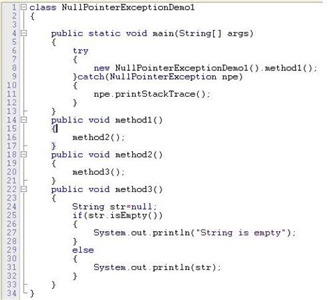 null pointer exception at layoutinflater exceptions and errors how to debug java lang
