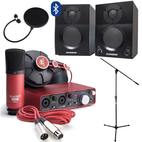 studio equipment package search engine at