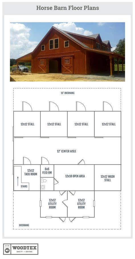 Barn Plans With Living Area by 30 Best Barns With Living Quarters Images On