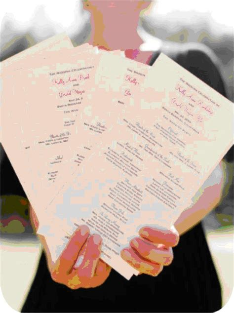guest blog 1 wedding programs m press