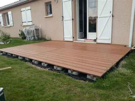 Comment Poser Une Terrasse En Composite 3668 by Comment Poser Une Terrasse Composite Sur Lambourdes Et Plots