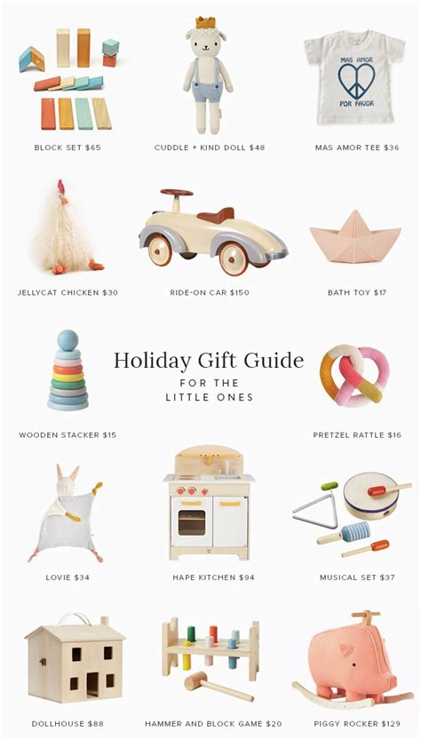 holiday gift guide from the kitchn holiday gift guide for the little ones almost makes
