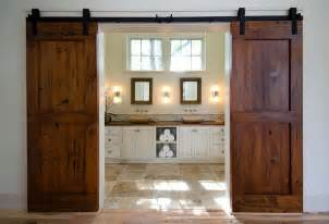 barn door ideas for bathroom 15 sliding barn doors that bring rustic beauty to the bathroom