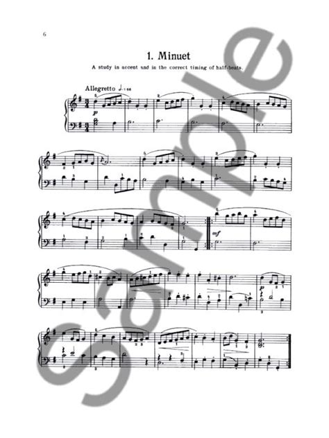 1423421922 first lessons in bach complete first lessons in bach complete piano sheet music