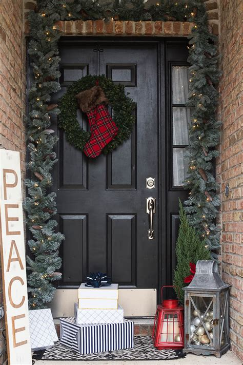 ideas for decorating porches for christmas best porch decor ideas 4 essential elements