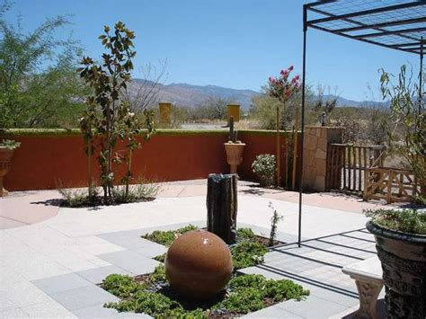 desert backyards small desert garden ideas photograph residential zen desig