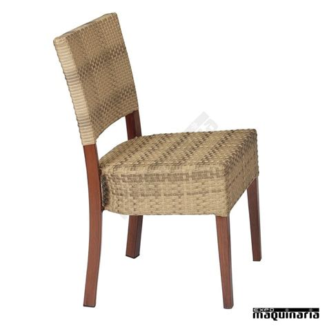 sillas ratan silla apilable im4513 sillas de terraza en aluminio y