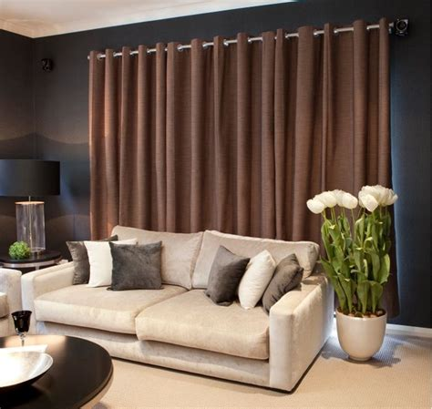 brown curtains for living room best 25 brown curtains ideas on pinterest window drapes