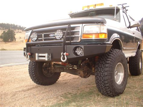 prerunner bronco bumper ford bronco off road bumpers www imgkid com the image