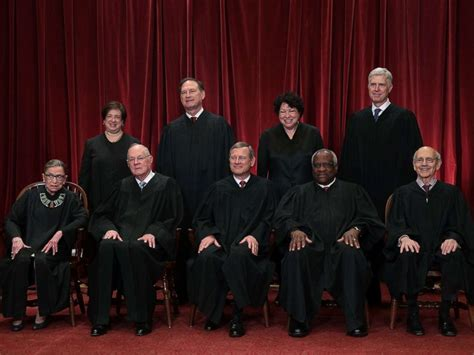 supreme court justices supreme court in new term to weigh political