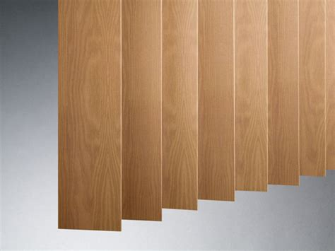 Wooden Vertical Blinds Wood Vertical Blinds In Many Types Of Wood Painted Or Stained