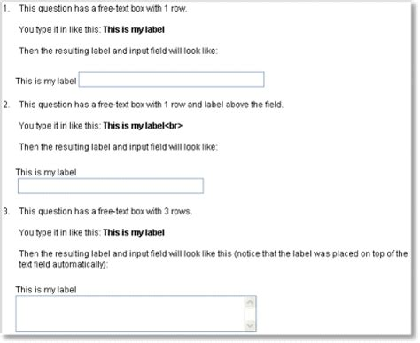 Open Ended Question Open Ended Survey Template