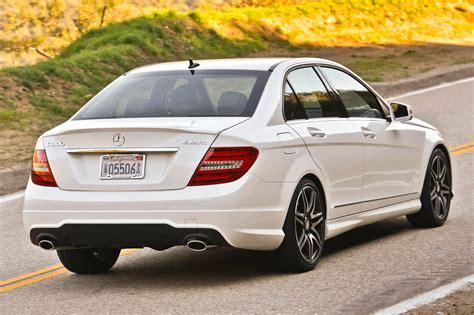 Mercedes C300 4matic by 2013 Mercedes C300 4matic Rear Passengers Three