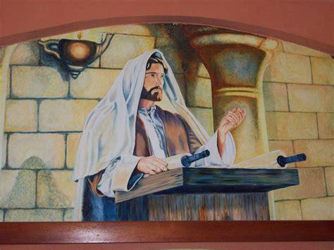 imagenes de jesus leyendo en la sinagoga catequese de rendufinho janeiro 2013