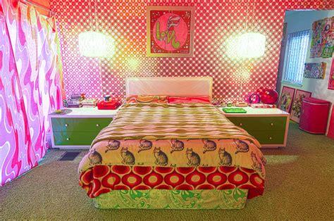 la 70s eclectic bedroom los angeles by alex amend