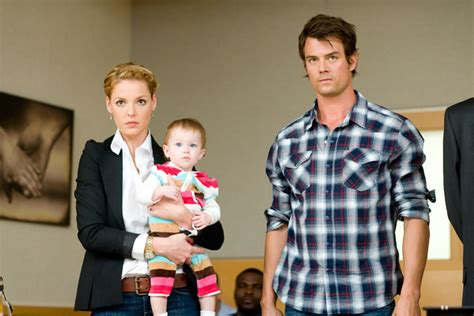 Life As We Know It 2010 Film Blogs Q A Life As We Know It S Katherine Heigl And Josh Duhamel On Adopting Babies And