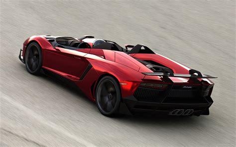 Image Lamborghini Lamborghini Aventador J 2012 Widescreen Car Image