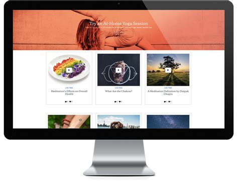 wordpress site layout customizer sonima wellness web design company san diego ux ui