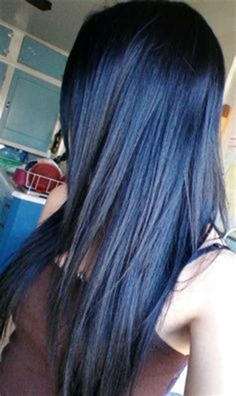 imagenes de negro azulado ideas de tonos de cabello negro azulado 6 beauty and