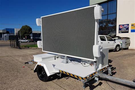 conduit mobile hda trailer outdoor advertising octopus australia
