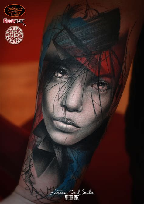 tattoo shows cezanne ink