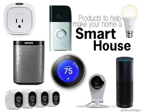 smart technology products building a smart home 11 sleek products to do just that