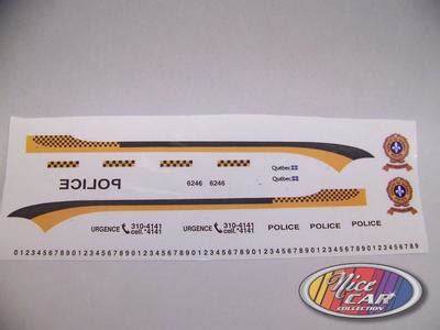 Sticker Auto Quebec by Buy Diecast In Canada And United States