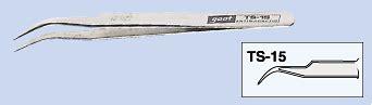 Goot Precision Tweezers Ts 14 tmc 凱璇股份有限公司 taiwan precision tweezers 精密鑷子系列 ts系列