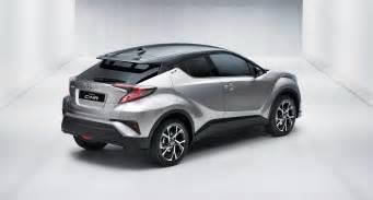 new toyata car new toyota c hr gets 1 2l turbo 2 0l and 1 8l hybrid