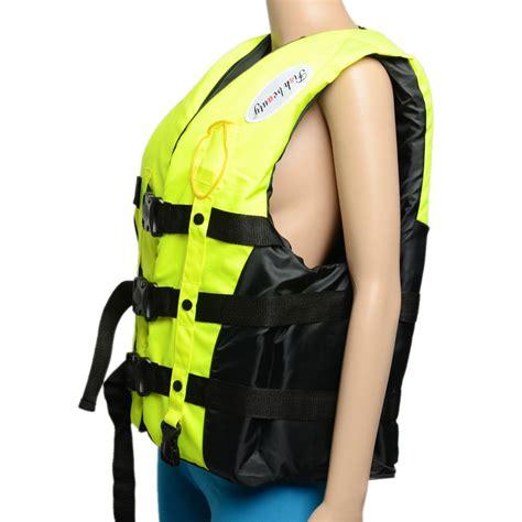 zwemvest xxl life jacket vest adult pfd 4 colors fully enclosed size l