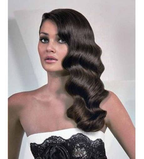 1920 Wave Hairstyles by Flapper Hairstyles For Hair