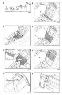 how to remove s60 radio console