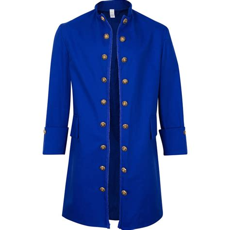 s colonial clothing colonial coat