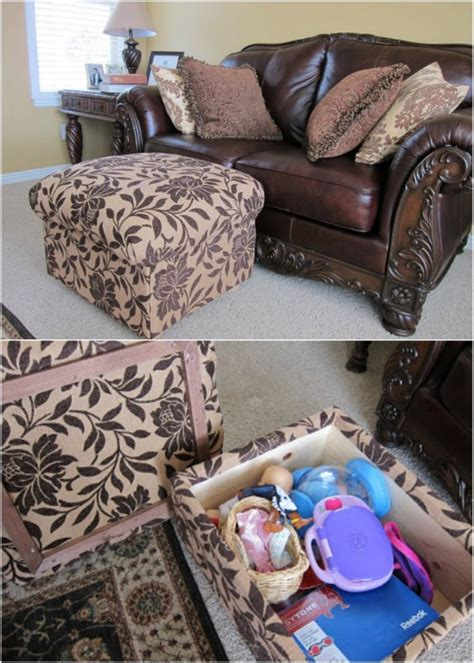 how to an ottoman from scratch 20 fabulously decorative ottomans you can easily