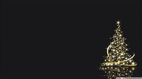 download abstract christmas tree wallpaper 1920x1080