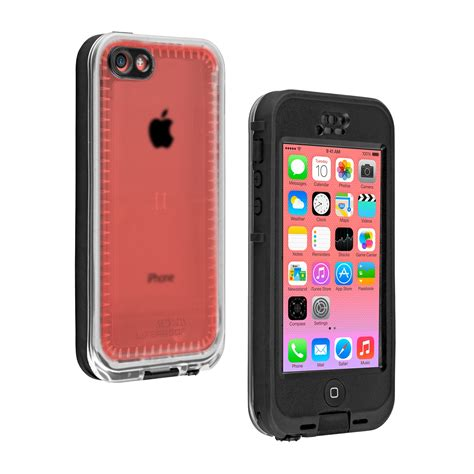 lifeproof nuud waterproof shockproof for apple iphone 5c ebay