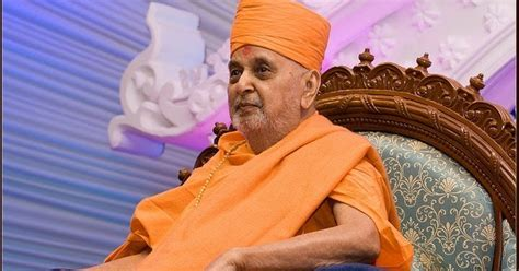 Pramukh Swami Maharaj HD Desktop Wallpaper, Pics